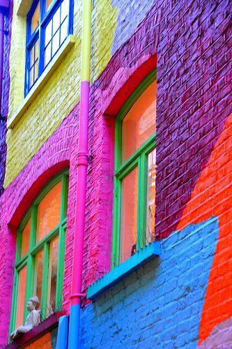 Colore e architettura ph.pinterest27