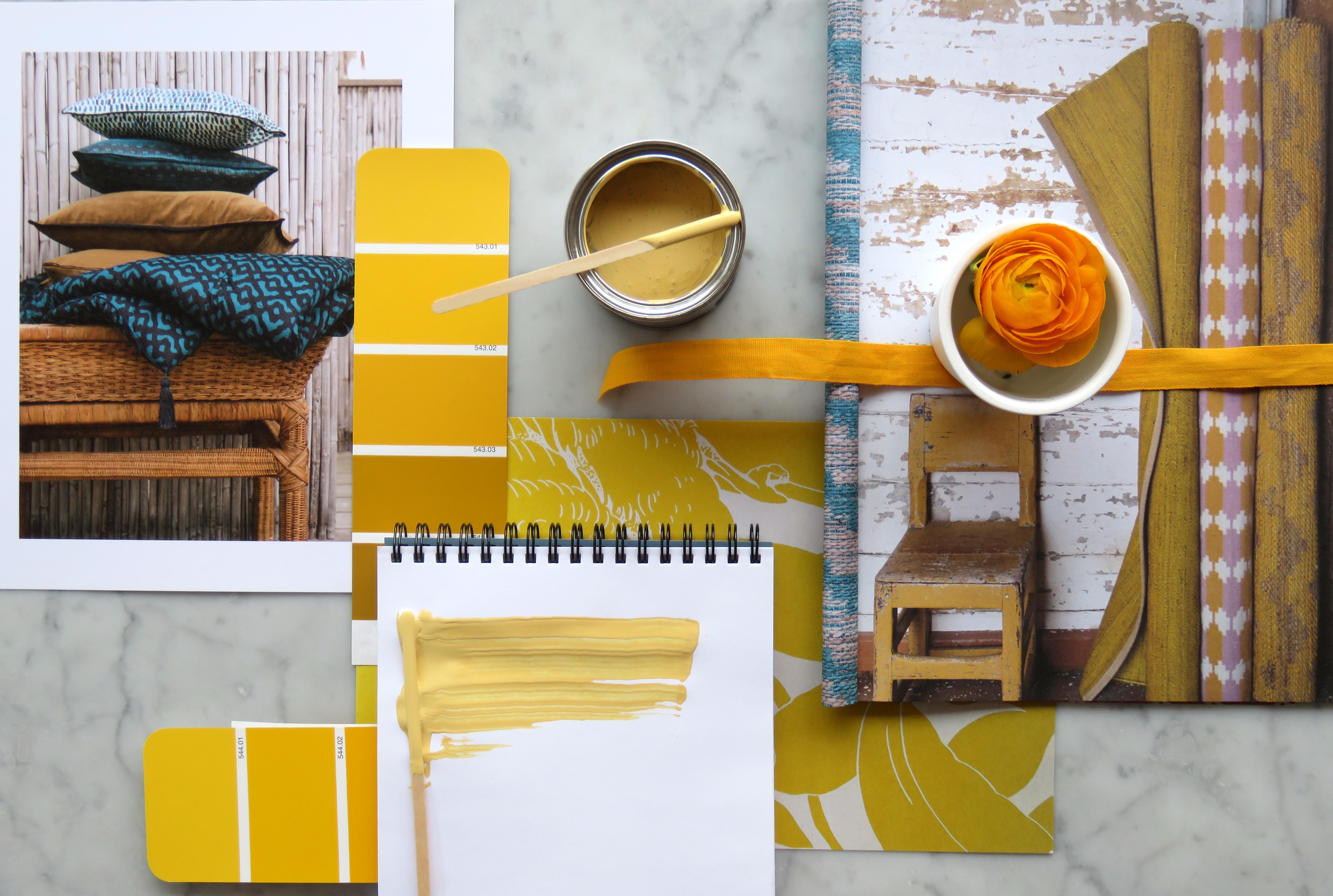 Che Colore Abbinare Al Giallo giallo zafferano: il colore tendenza del 2019 – we are color